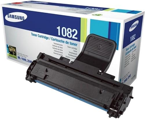 Toner Samsung MLT-D1082S zwart.