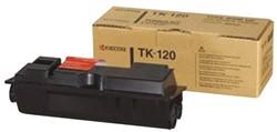 Toner Kyocera TK-120 zwart.