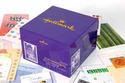 Wenskaartenbox Hallmark met inhoud BB01001.