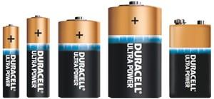 Batterijen en batterij opladers