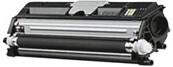 Toner Minolta MC1600 zwart.
