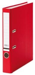 Ordner Budget A4 50mm rood. Afname per 25 stuks.