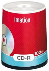 CD-R Imation 700MB 80min 52X spindel 100 stuks.