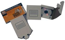 Cd verzendenvelop CleverPack mailer karton wit 10 stuks.