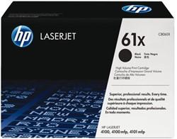 Toner HP C8061X 61X zwart HC.