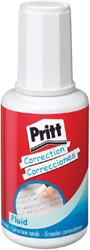 Correctievloeistof Pritt Correct-it 20ml.