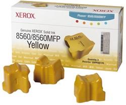 Colorstix Xerox 108R00725 8560 geel 3 stuks.