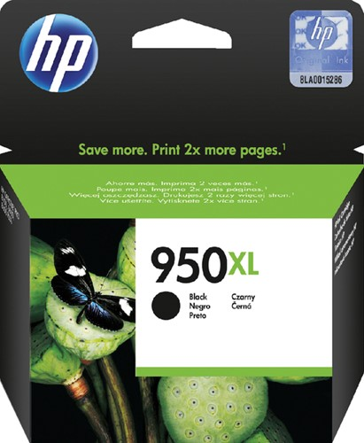 Inktcartridge HP CN045AE 950XL zwart HC.