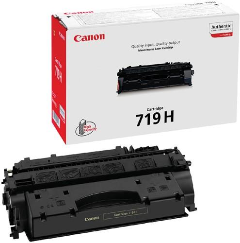 Toner Canon 719H zwart HC.
