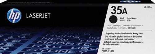 Toner HP CB435A 35A zwart.