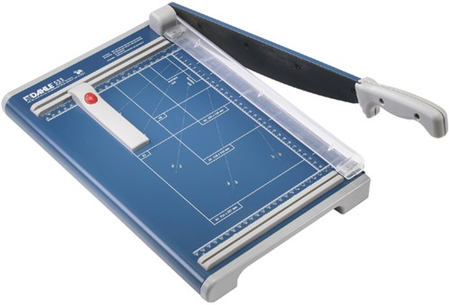 Snijmachine Dahle 533 bordschaar 34cm.