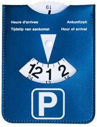 Parkeerschijf Kangaro blauw.