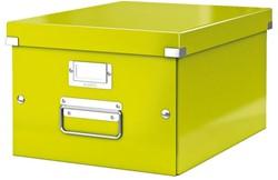 Opbergbox Leitz Click en Store 265x188x335mm groen.