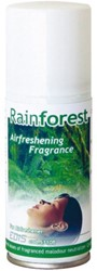 Luchtverfrisser PrimeSource Rainforest 100ml. Afname per 12 stuks.