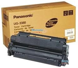 Toner Panasonic UG-3380 zwart.