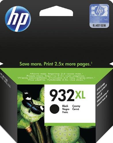 Inktcartridge HP CN053AE 932XL zwart HC.