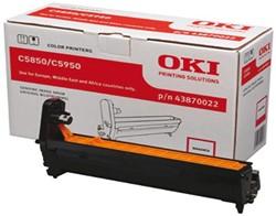 Drum Oki 43870022 C5850+C5950 magenta.