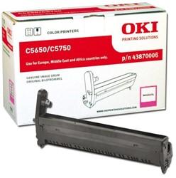 Drum Oki 43870006 C5650+C5750 magenta.