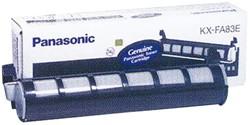 Toner Panasonic KX-FA83X zwart.