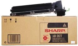 Toner Sharp AR-202T zwart.