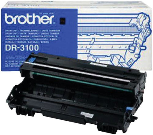 Drum Brother DR-3100 zwart.