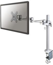 Monitor arm Newstar D935 1 scherm maximaal 30 inch kleur zilver.