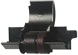 Inktrol Casio IR-40T rood/zwart.