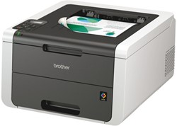 Kleurenlaserprinter Brother HL-3150CDW.