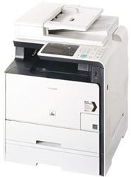 All-in-one kleurenlaserprinter Canon i-SENSYS MF8580CDW.