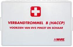 Verbandtrommel B haccp.