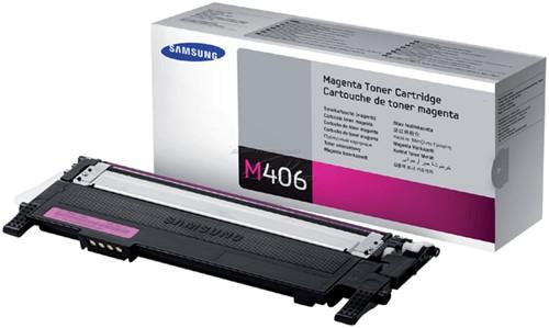 Toner Samsung CLT-M406S magenta.
