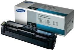 Toner Samsung CLT-C504S blauw.