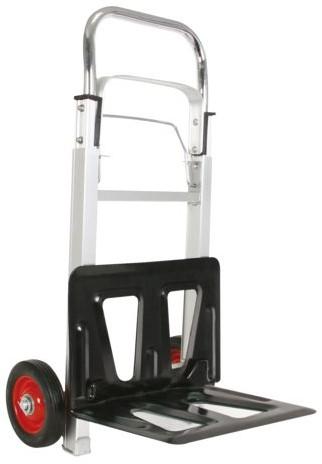 Steekwagen Perel inklapbaar tot 80kg.