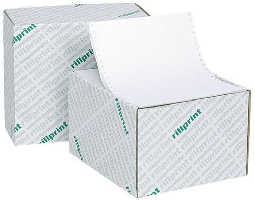 Computerpapier 240x11 inch blanco LP 60gr 2000 vel.