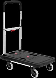 Transportkar Toolland inklapbaar 68x41cm tot 120kg.