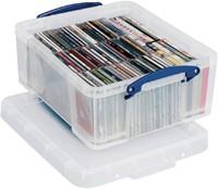 Opbergbox Really Useful 18 liter 480x390x200mm (bxhxd).