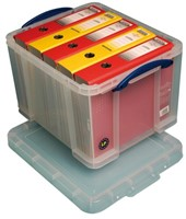 Opbergbox Really Useful 35 liter 480x390x310mm (bxhxd).-1