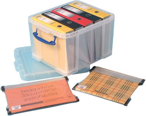 Opbergbox Really Useful 35 liter 480x390x310mm (lxbxh).-3