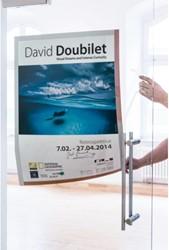 Duraframe Durable 4997-23 poster A1 zilver.