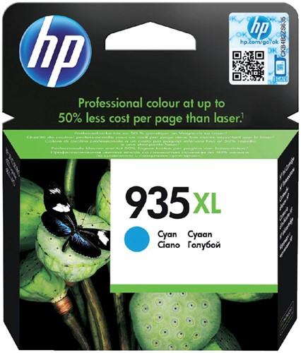 Inktcartridge HP C2P24AE 935XL blauw HC.