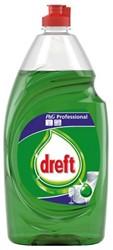 Afwasmiddel Dreft Professional 1 liter.