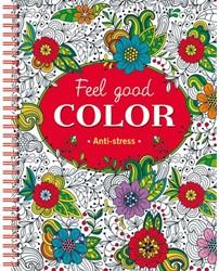 kleurboek Deltas volwassenen feel good anti-stress.