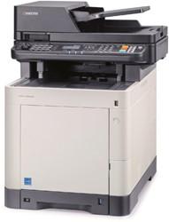 All-in-one kleurenlaserprinter Kyocera Ecosys M6030CDN.