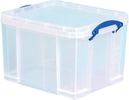 Opbergbox Really Useful 35 liter 480x390x310mm (bxhxd).