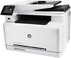 All-in-one kleurenlaserprinter HP Laserjet Pro M274N.