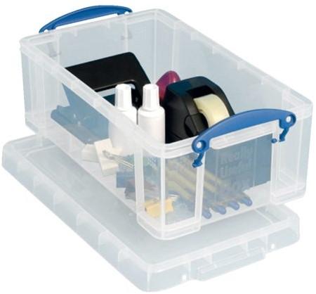 Opbergbox Really Useful 5 liter 340x200x125mm (lxbxh).