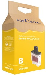 Inktcartridge WECARE LC-900 geel (Brother).