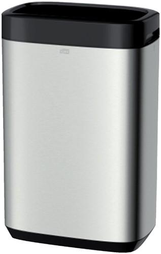 Afvalbak Tork 50 liter 46001  RVS.