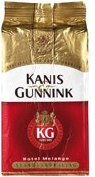 Koffie Kanis & Gunnink standaardmaling rood 1000 gram.
