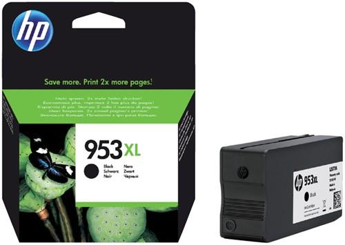 Inktcartridge HP 953XL L0S70AE zwart HC.